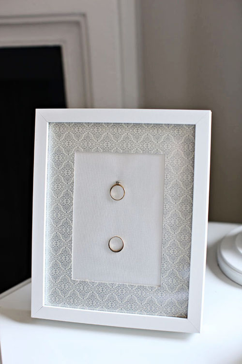 Home Decor: Framing Heirloom Jewelry – Melodrama