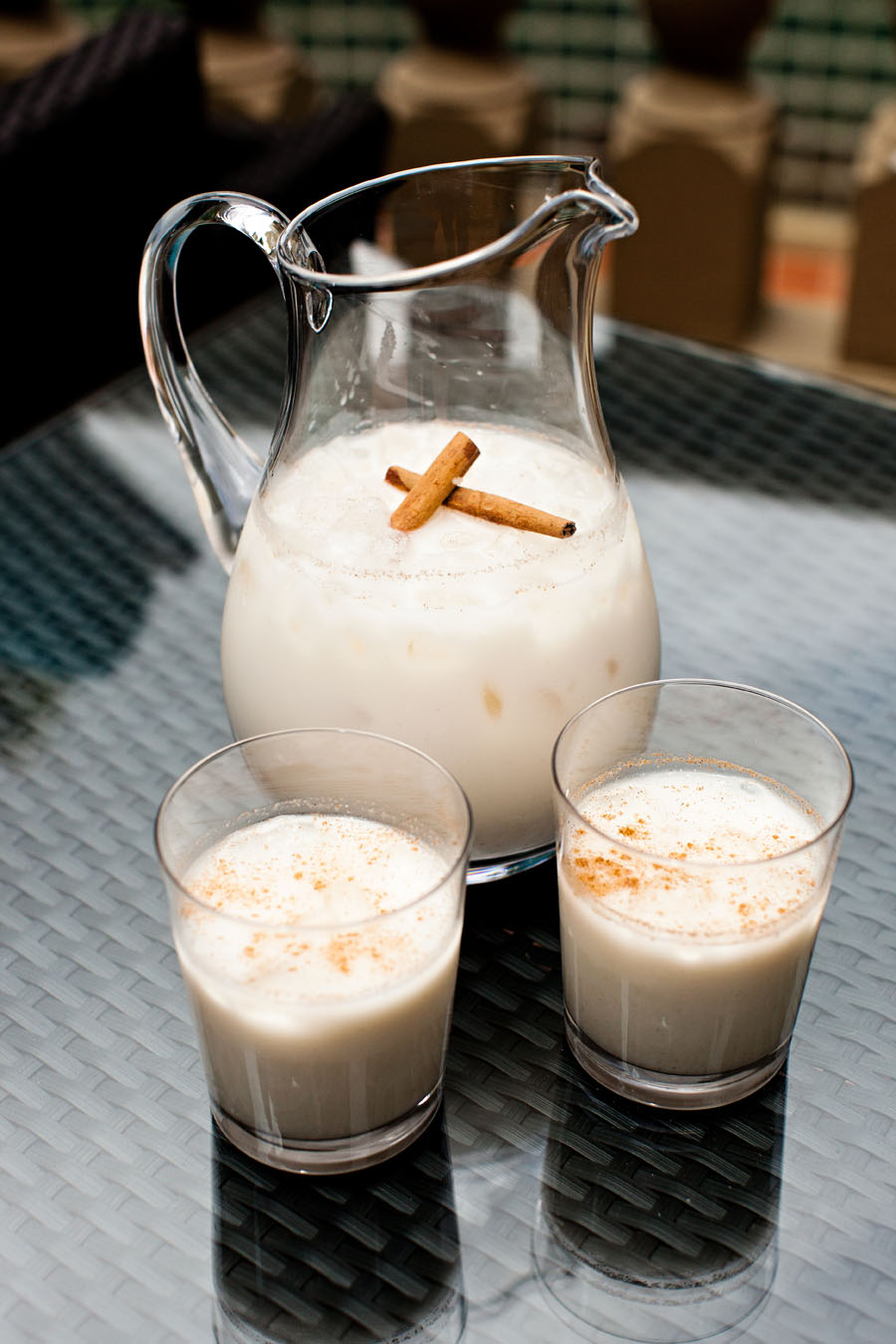 Homemade Horchata Mexican Drink Recipe | melodrama