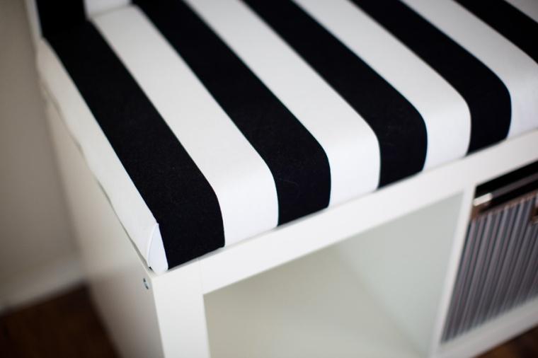 DIY Banquette Seat Ikea Hack
