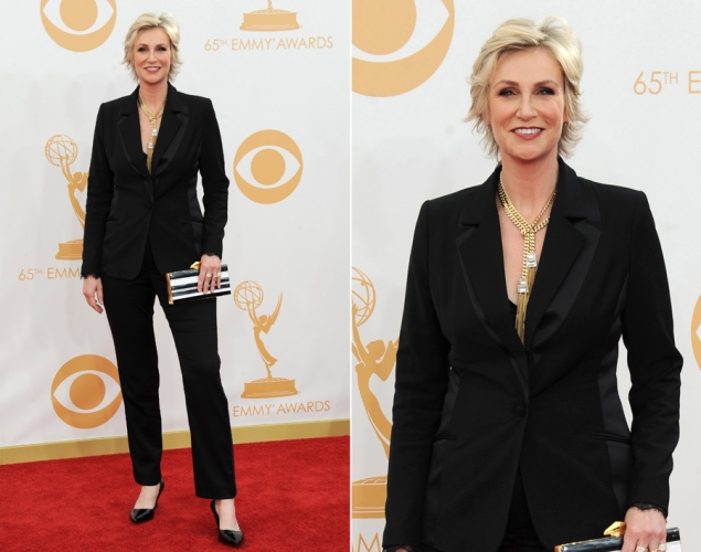 Jane Lynch 2013 Emmy Awards