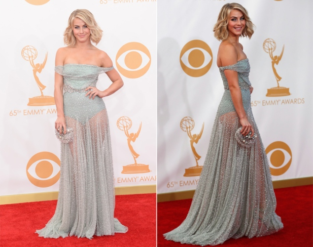 Julianne Hough 2013 Emmy Awards
