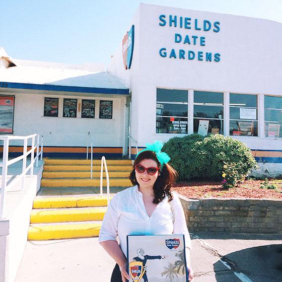 Shields Date Garden Indio, CA