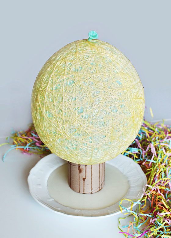 Sugar String Easter Egg Tutorial