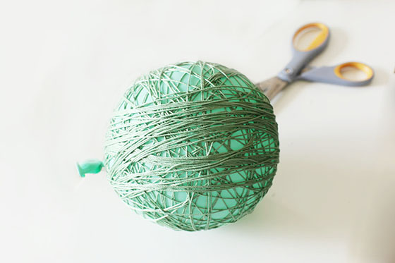 Sugar String Nest Tutorial