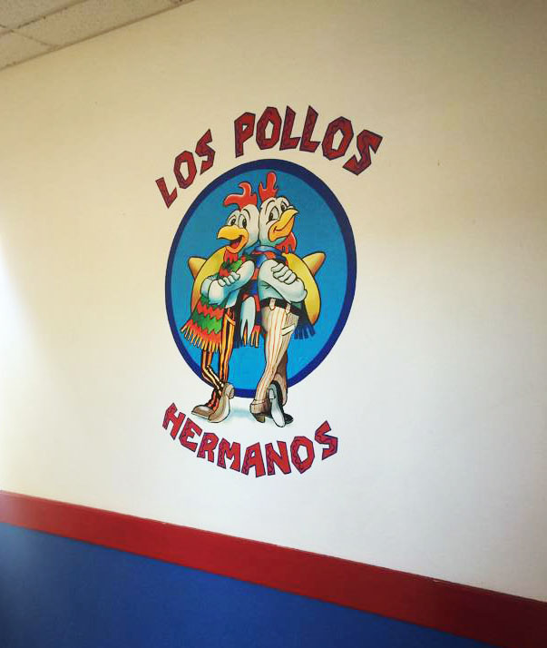 The real Los Pollos Hermanos