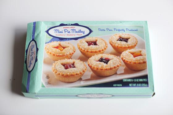 Trader Joes Mini Pies