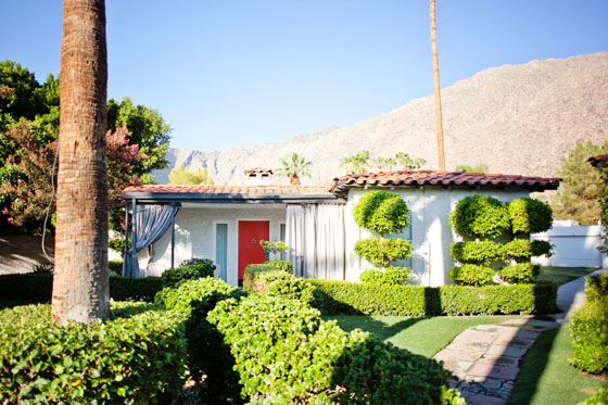 Viceroy Palm Springs Villa