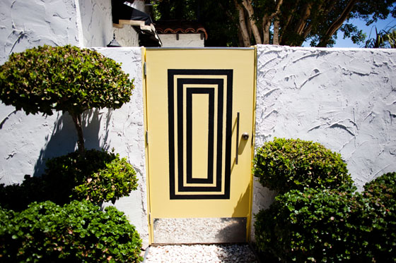 Great Door at Viceroy Palm Springs
