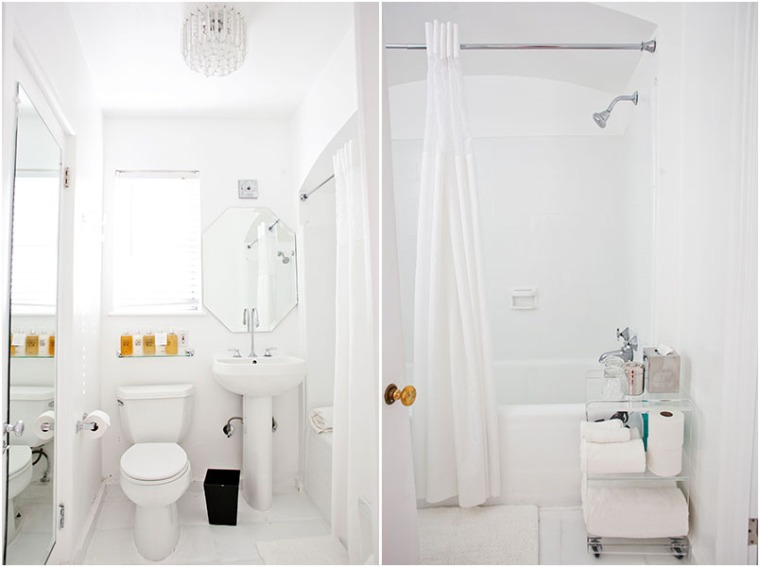 Viceroy Palm Springs Bathroom