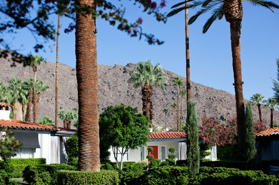 Viceroy Palm Springs Villas