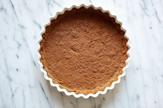 Speculoos Cookie Pie Crust