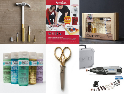 Crafter and DIY Lover Gift Guide