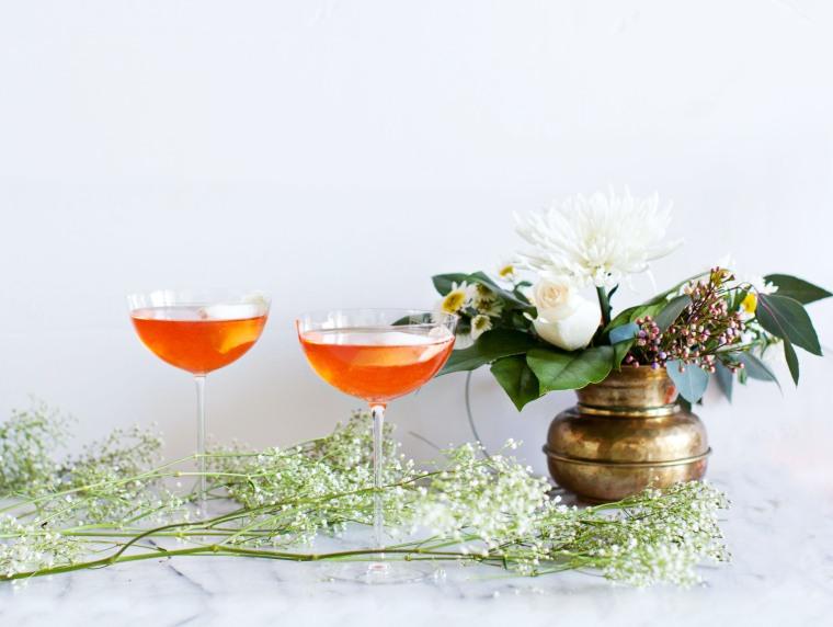 Aperol, Rose, Sparkling Wine