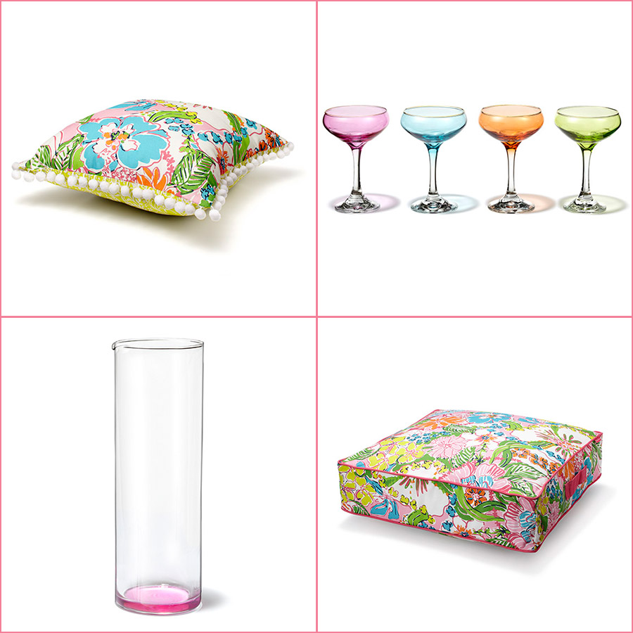 20 Lilly Pulitzer For Target Home Decor And Clothing Picks
