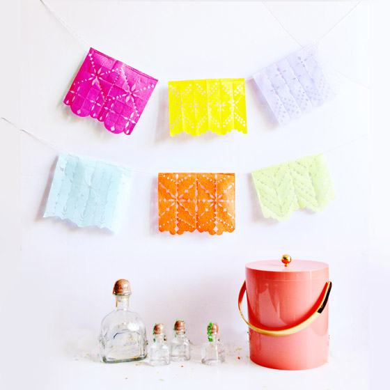DIY Mexican Papel Picado