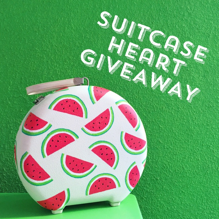 SuitcaseHeart Giveaway