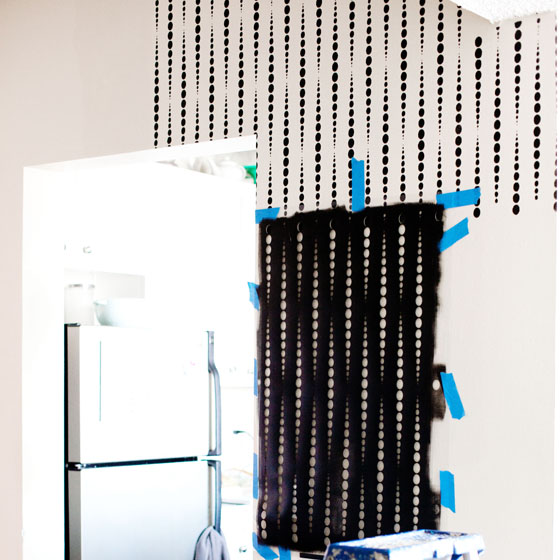 Wall Stencils by Cutting Edge Stencils via Melodrama