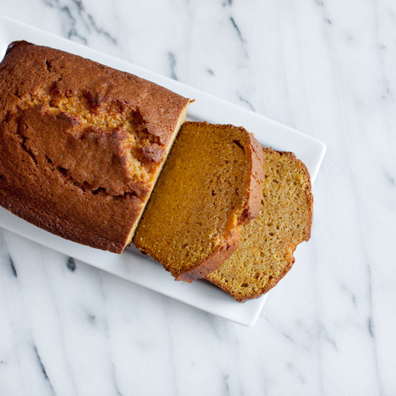 Brown Butter Butternut Squash Loaf Recipe