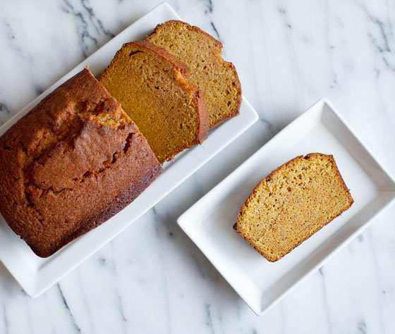 Butternut Squash Brown Butter Loaf Recipe