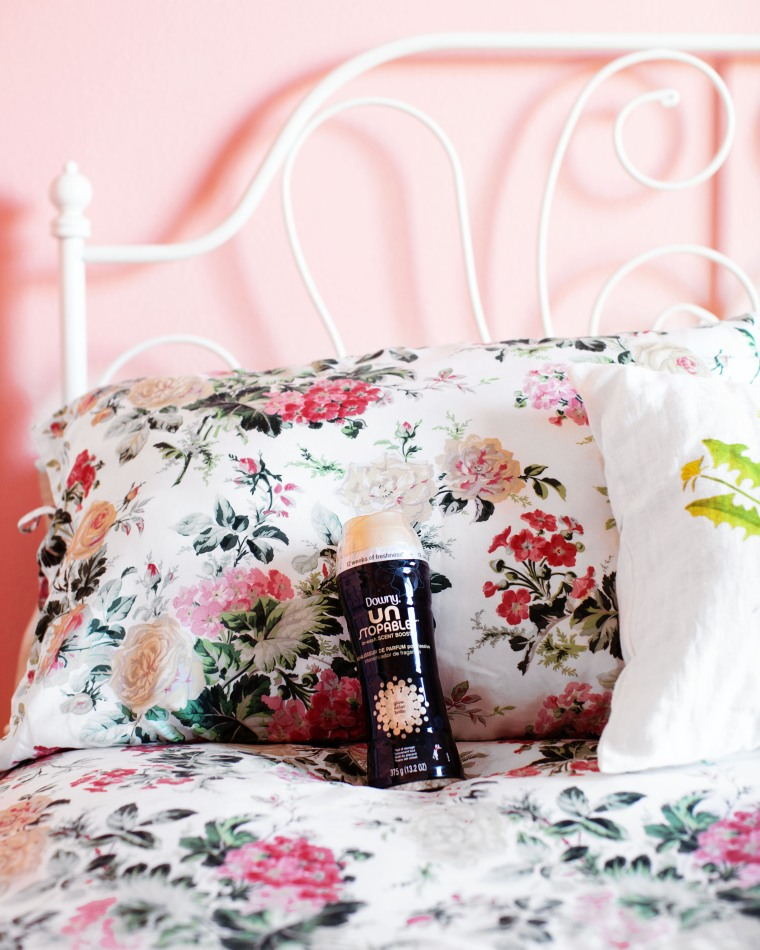 3 Tips To Create A More Serene Bedroom With Downy Unstopables