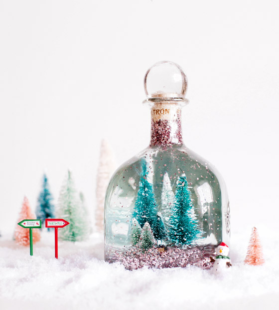 Christmas Tree Drinking Water: The Art Of Patrón – Melodrama
