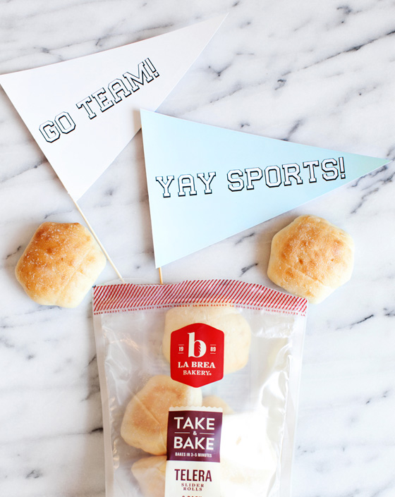 La Bakery Bakery Super Bowl Giveaway