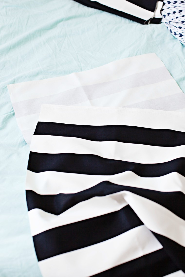 DIY Bed Skirt Tutorial