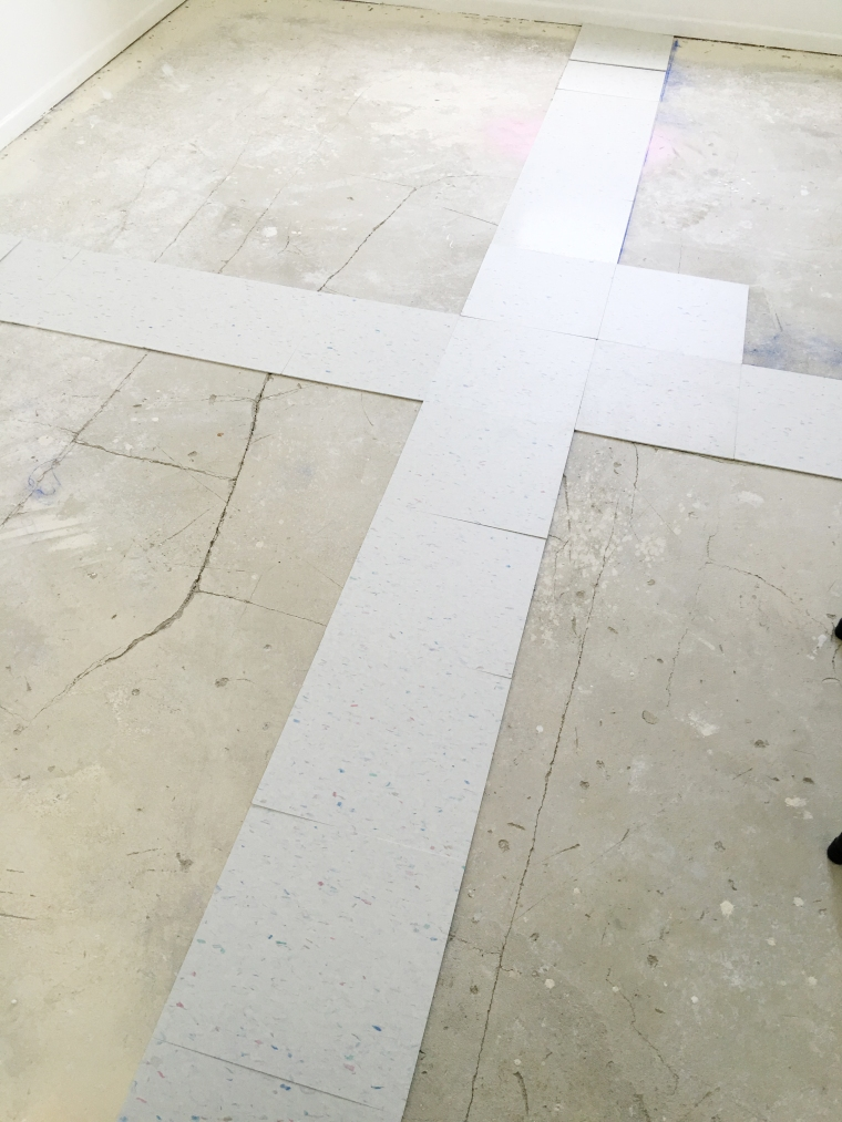 Tips for Installing VCT flooring (Vinyl Composite Tiles)