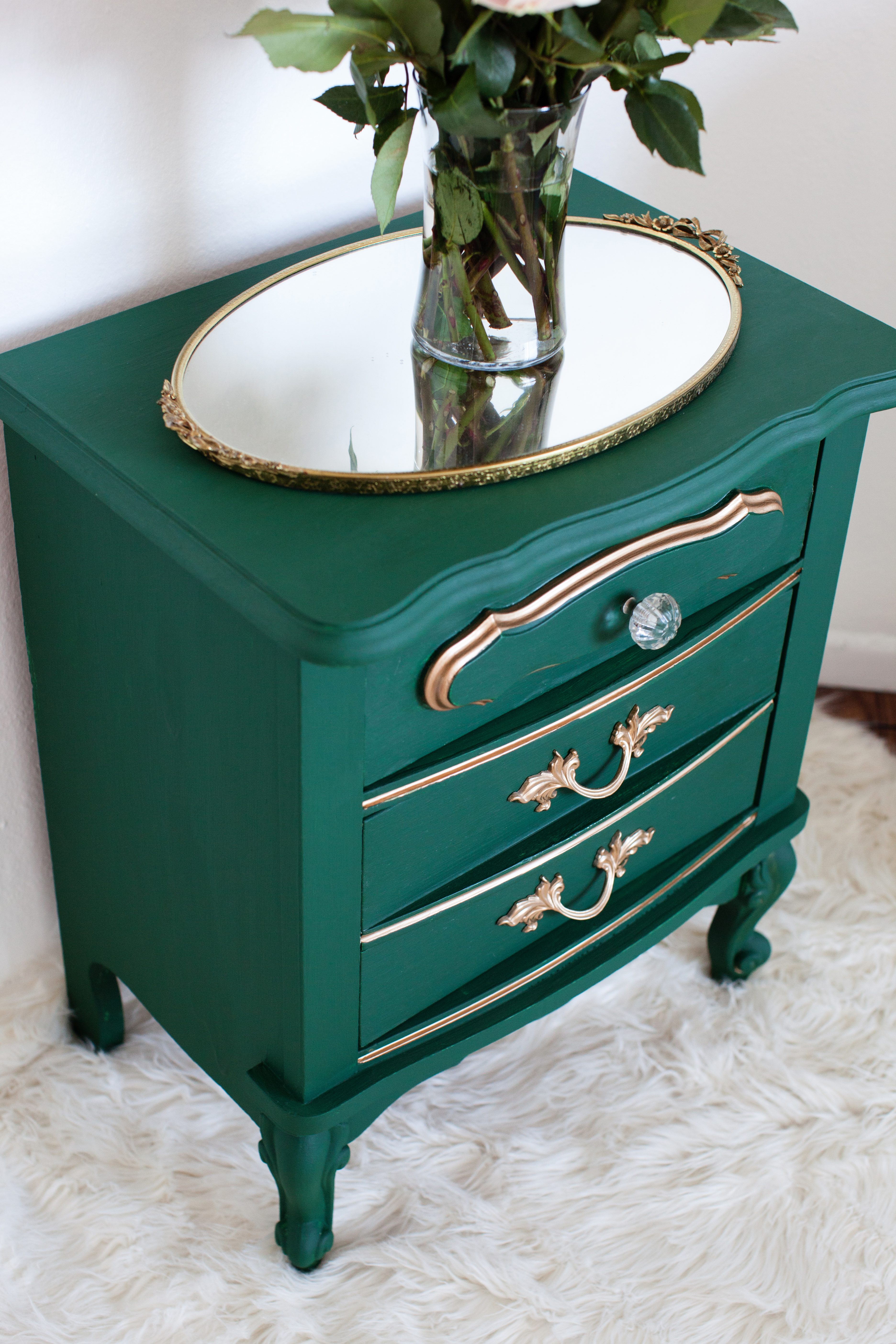 Table Makeover With Chalk Paint® By Annie Sloan (8)