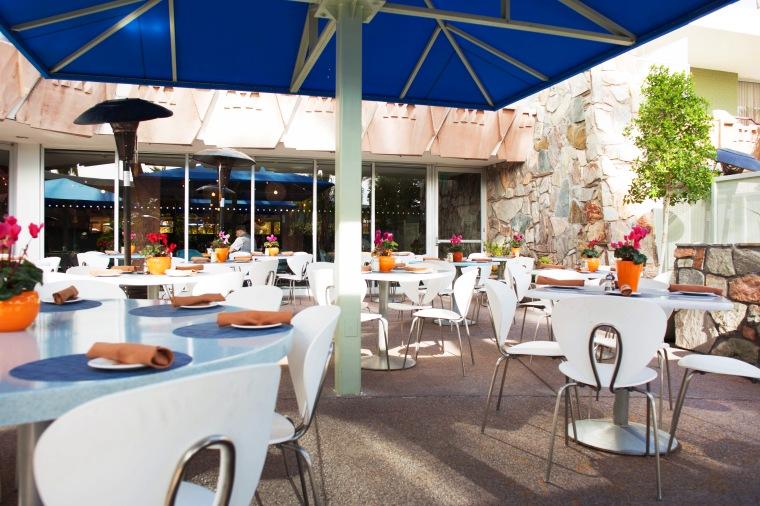 Cafe Zuzu at the Hotel Valley Ho (5)