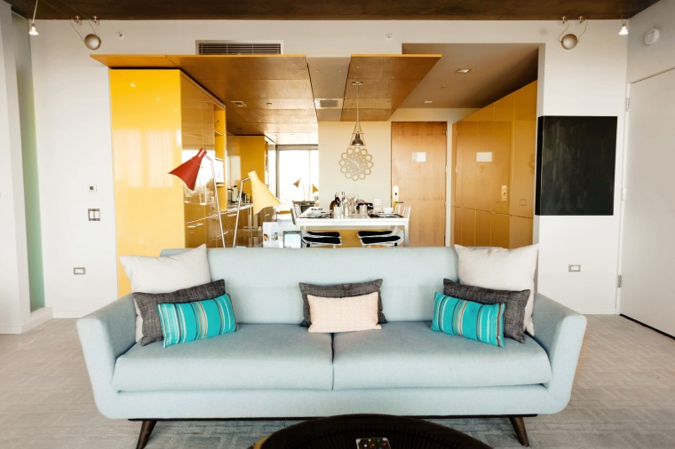 Scottsdale's Hotel Valley Ho King Suite (2)