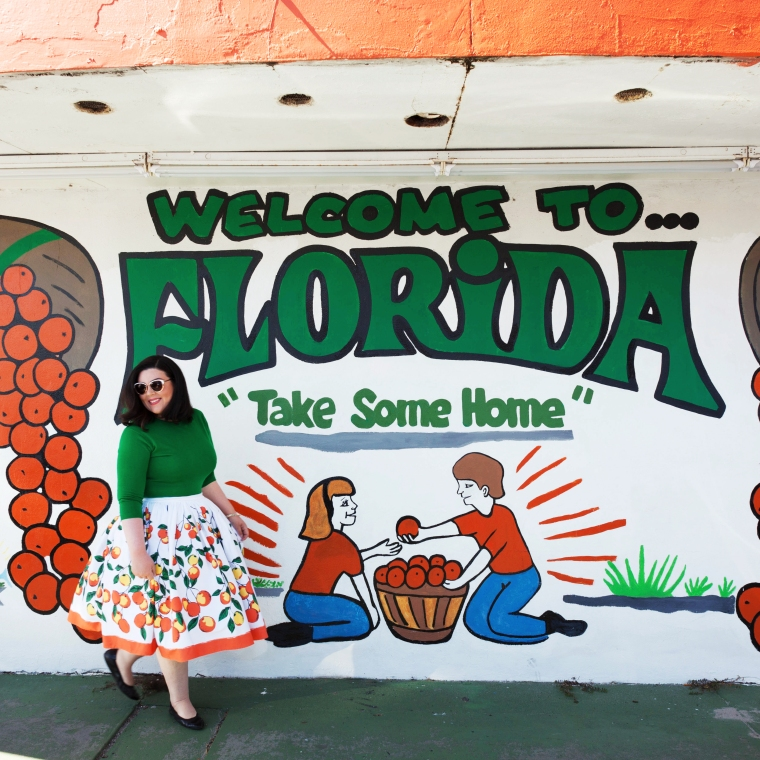 Welcome to Florida Pinup Style