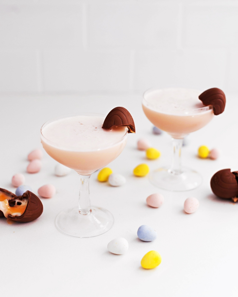 Cadbury Creme Fizz Cocktail (2)