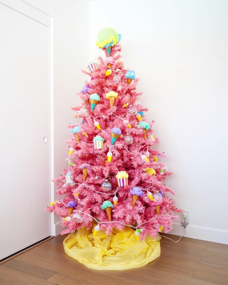 Ice Cream Themed Christmas Tree.jpg