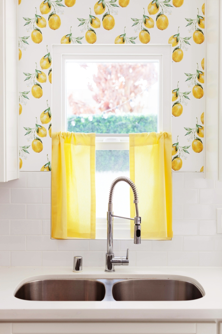 Yellow Lemon Kitchen Wallpaper.jpg