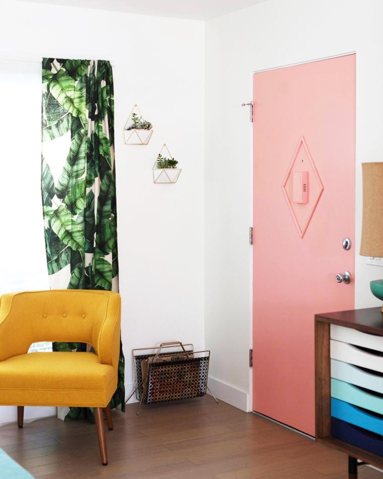 Pink Mid-Century Door.jpg
