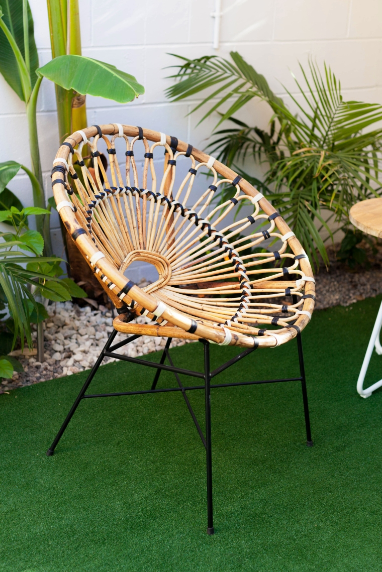 Rattan Chairs from Article