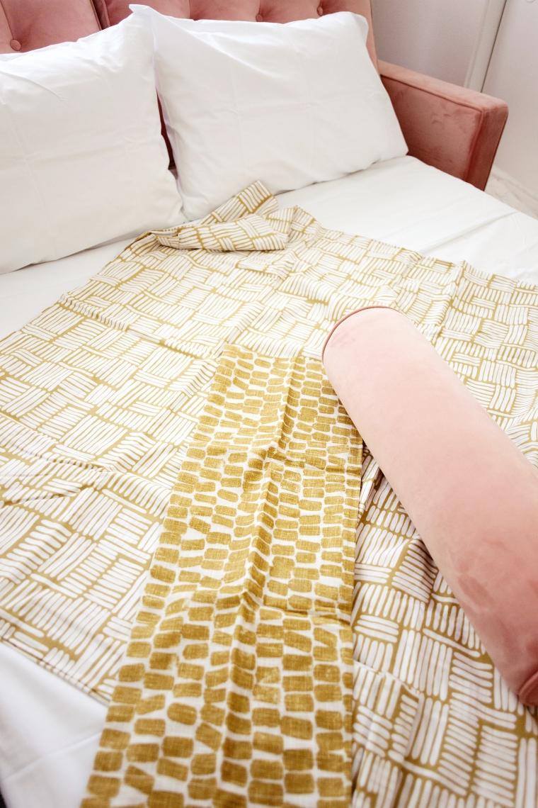 MidCentury Style Bedding-